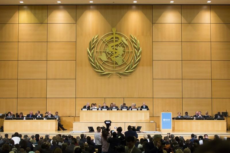 世界衛生大會(WHA)將於5月20到28日舉行,衛福部長陳時中日前投書外國媒體,呼籲世界衛生組織(WHO)同意台灣參與WHA。(歐新社)