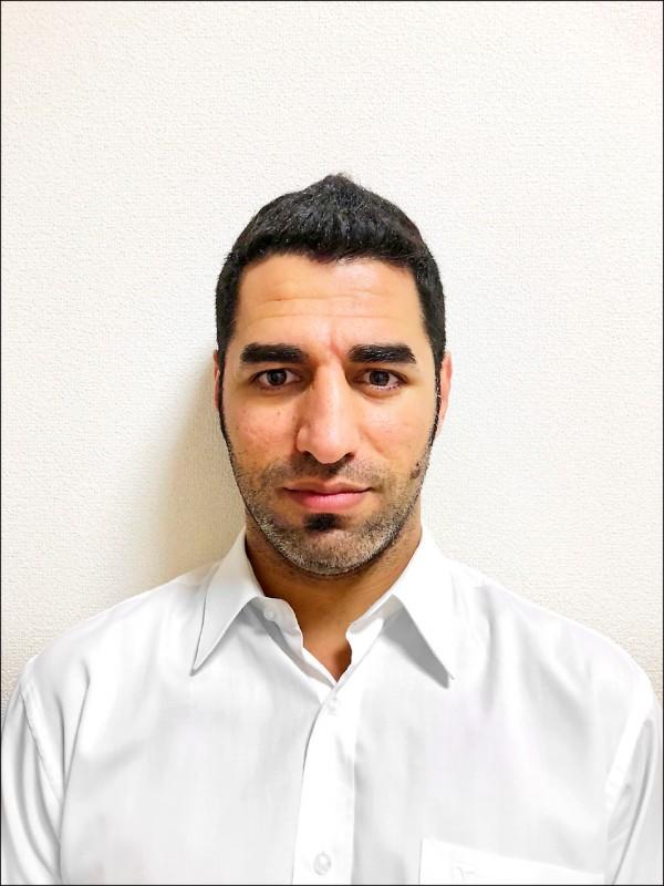 伊拉克籍男子朱姆厄。(圖像為警方公布)