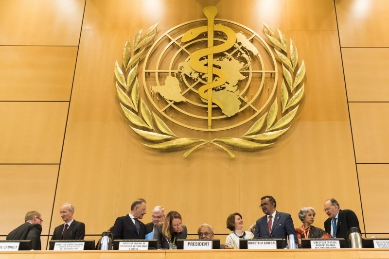 世界醫師會(WMA)、歐洲醫師協會(EMA)與歐洲醫師常務委員會」(CPME)3個重量級國際醫衛專業組織,近日分別致函世衛(WHO)幹事長譚德塞與歐盟官員,支持台灣參與今年世衛大會(WHA)。外交部今天說,國際醫衛專業團體的聲援代表全球醫師的專業與良心,也再度呼籲WHO秉持專業儘速邀請台灣出席。(歐新社)