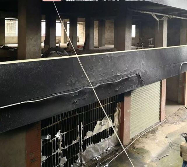 中國廣西一學生出租公寓火警5死38傷,疑是電動車充電起火。(圖擷取自網路)