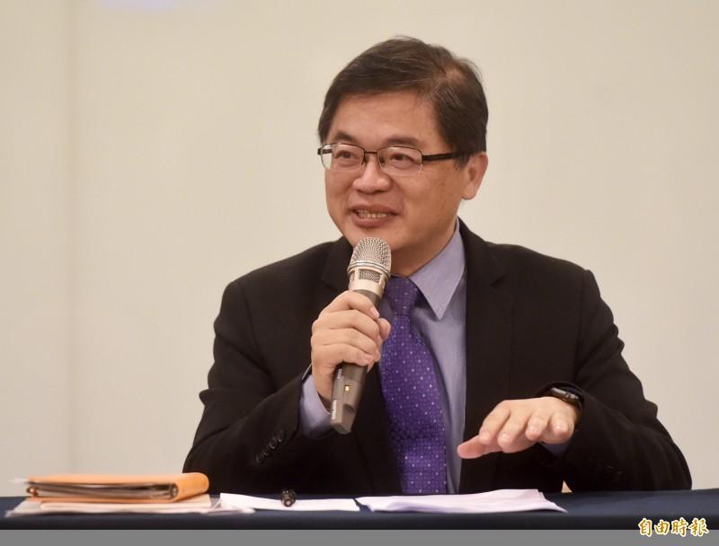 行政院秘書長李孟諺。(資料照)