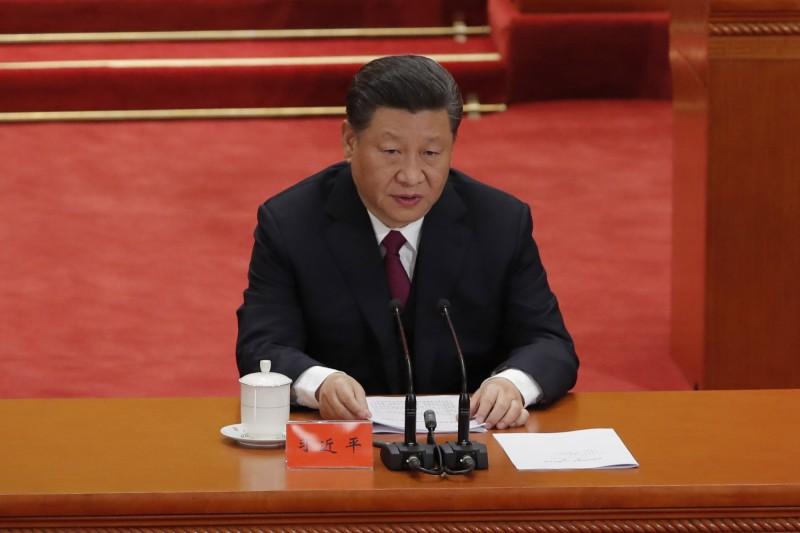 《南華早報》報導引述消息人士說,中國代表團的提案更多讓步的承諾,但習近平否決了談判團隊的這項提案,習近平還告訴中國談判團隊,「我會對所有可能的結果負責。」(歐新社資料照)