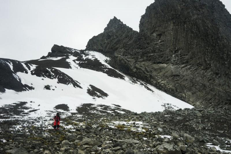 為了防止全球暖化繼續惡化下去,「21世紀的煉金術士」冰島地質學家居然把二氧化碳變成石頭!(資料照)