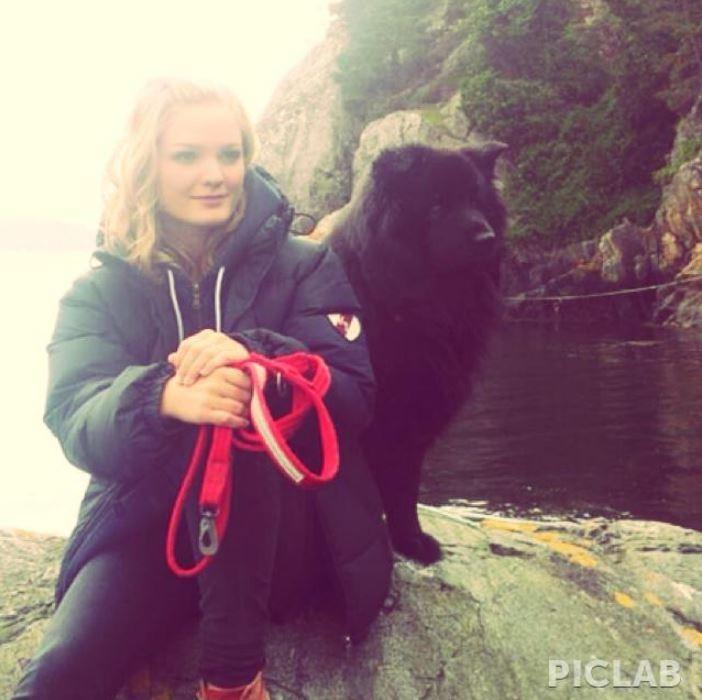 平時熱愛動物的挪威籍女子卡拉斯德(見圖),在菲律賓旅行時遭幼犬浪浪咬傷感染狂犬病,不幸於歸國後病重身亡。(圖翻攝自Birgitte Kallestad臉書)