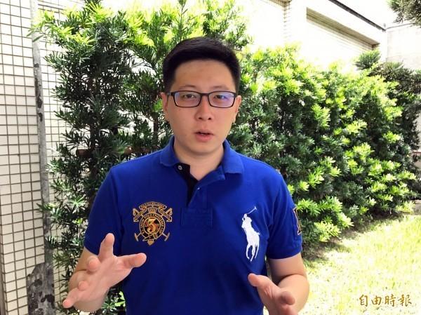 桃園市議員王浩宇日前在政論節目談到自己在高雄開了3間店,很清楚高雄的經濟狀況,直言「高雄沒有發大財」。(資料照)
