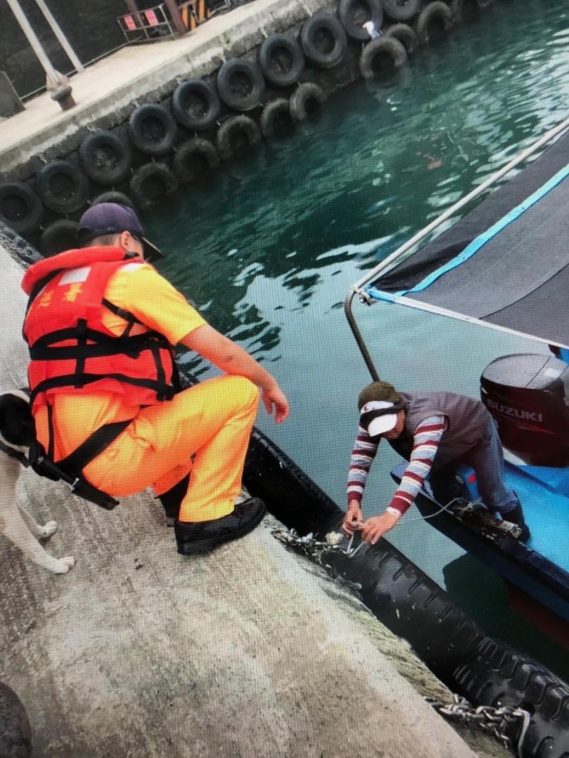 鼻頭漂到龜山島幸運獲救 漁會前理事長的奇幻漂流