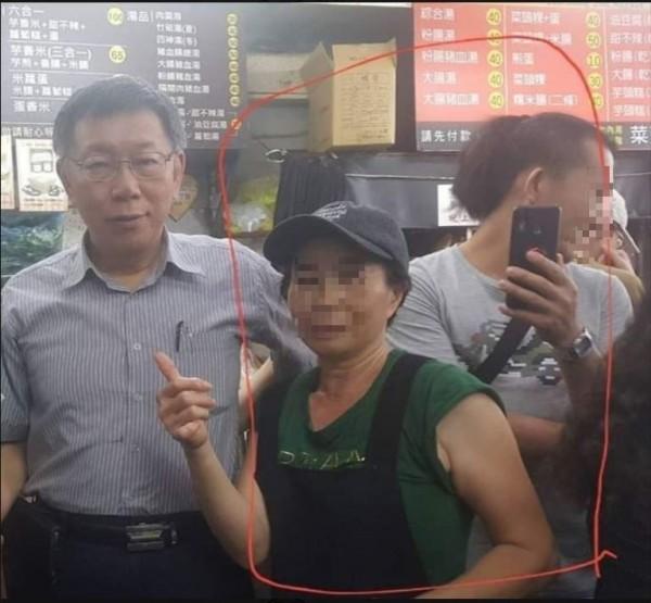 原PO的朋友被截掉只留要求P圖處。(圖擷自《爆怨公社》 臉書)