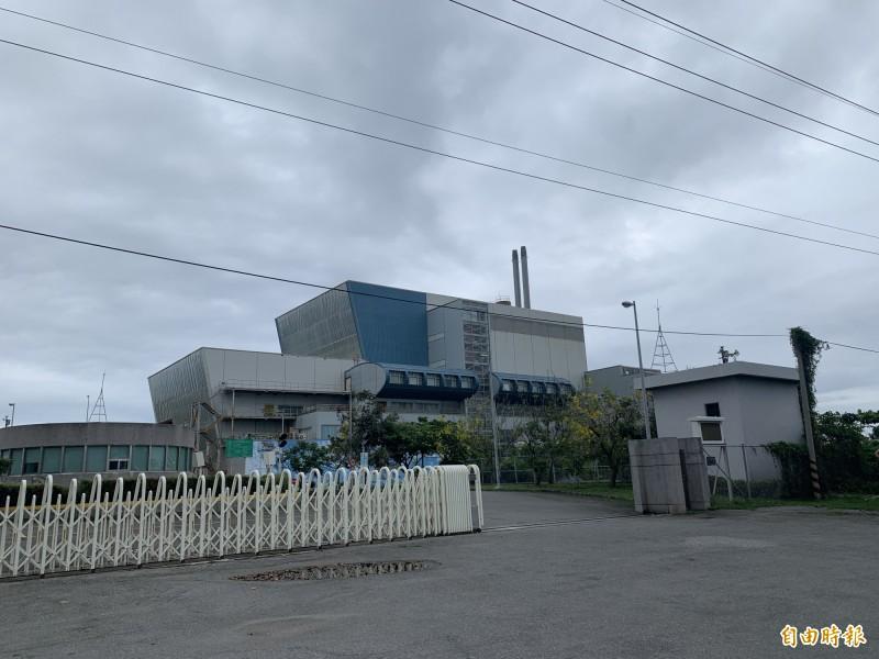 台東焚化廠須修繕後才能重啟。(記者張存薇攝)
