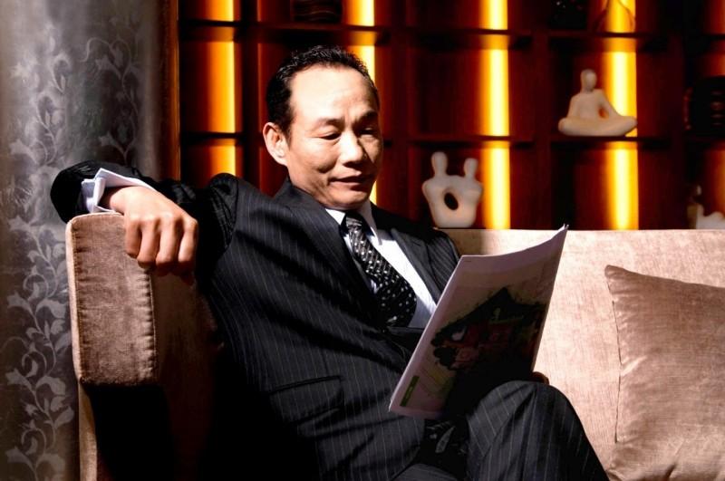 國統集團總裁陳振豐。(資料照,翻攝擁恆)