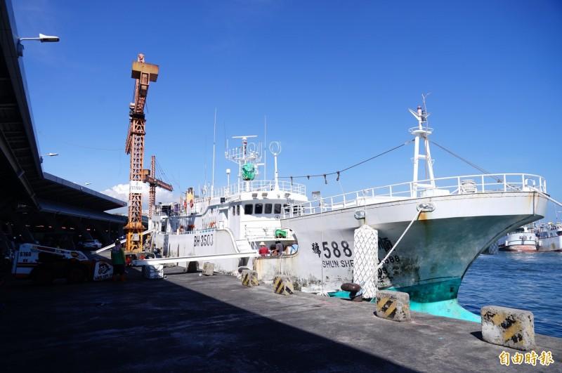 大漁船不想再北漂高雄卸漁!東港最快年底擴建為深水港
