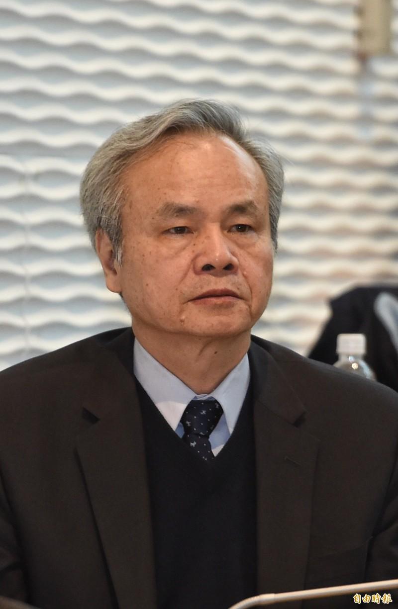 交通部已將中華郵政總經理陳憲着(圖)撤職,將調查全案。(資料照)