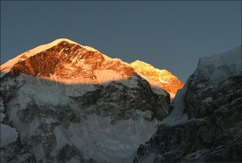 世界第一高峰聖母峰。(法新社檔案照)