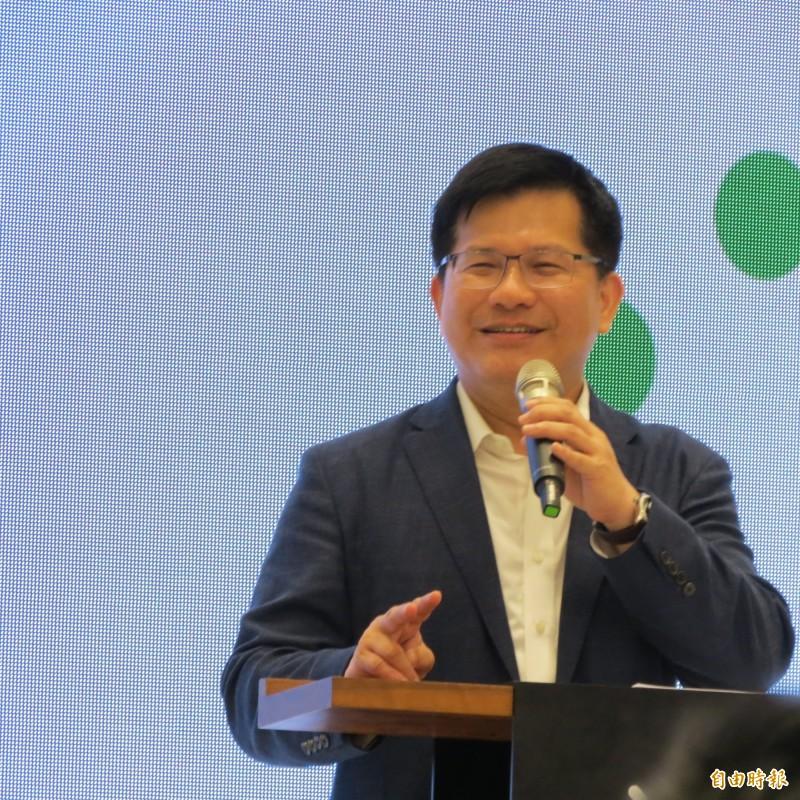 林佳龍看同婚專法通過:台灣能受國際尊重 就在於多元共融