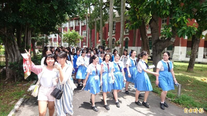 國中會考第2天 台南1考生起立交卷被制止