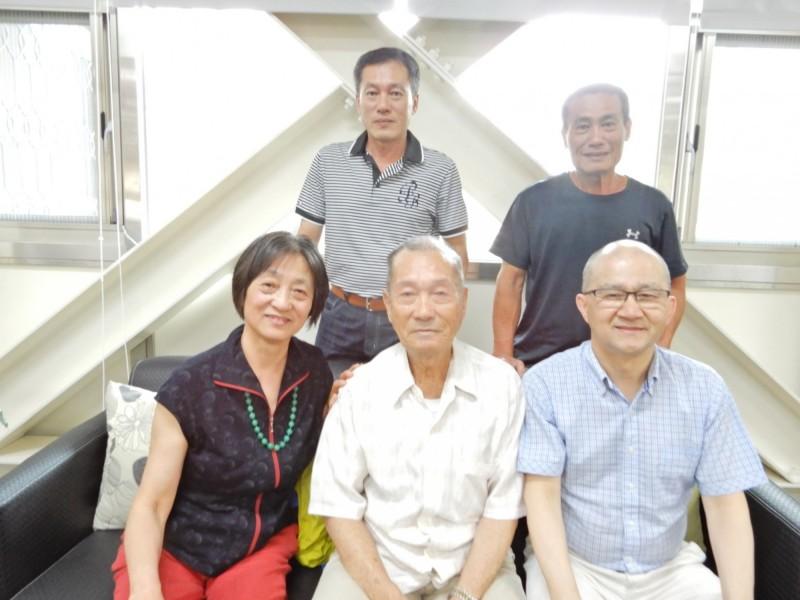 移民美30年與台親族斷訊 台戶所助華裔女圓尋根夢