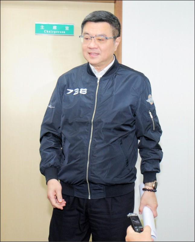 圖為民進黨黨主席卓榮泰。(資料照)