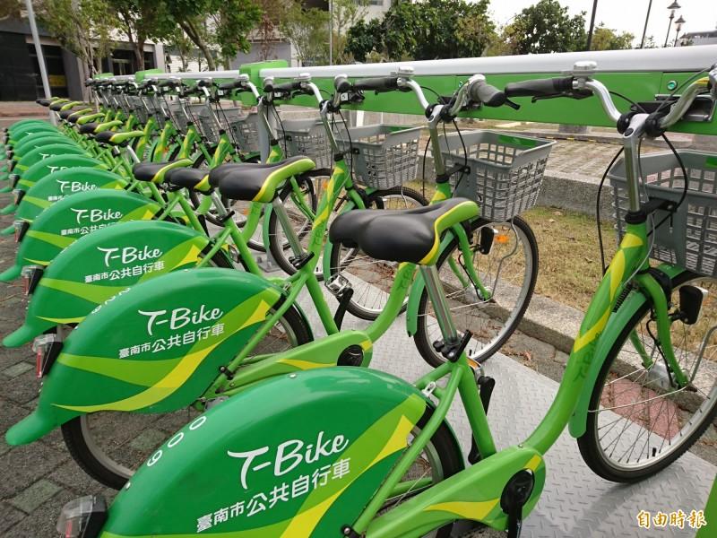 台南T-Bike與台中iBike有何差別? 交通局這樣說...