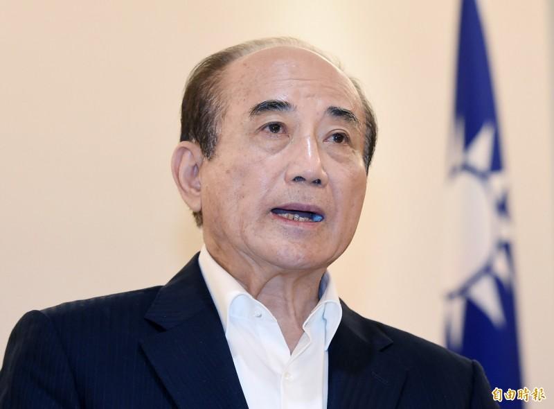 郭董民調勝過韓國瑜 王金平:我會贏得國民黨提名
