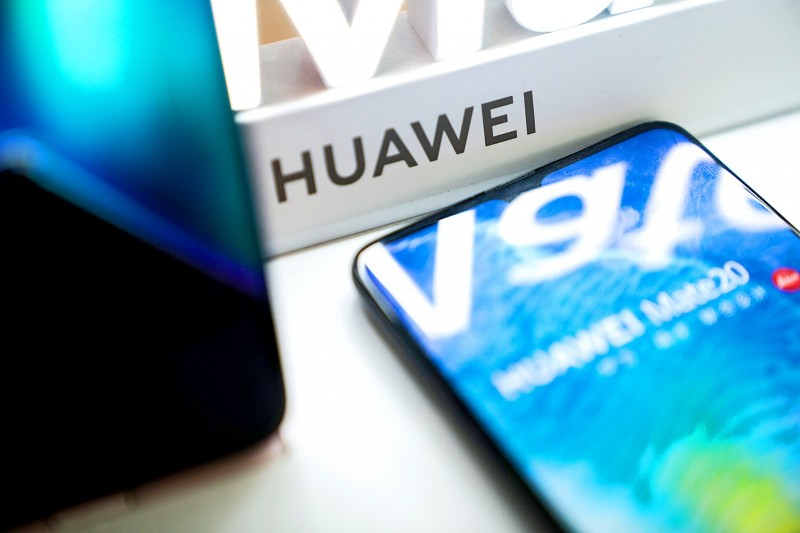 《TAIPEI TIMES》 Huawei blocked from Android updates