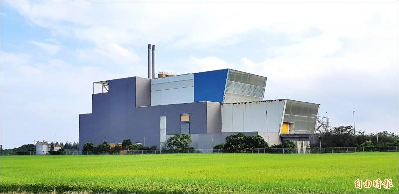台東焚化廠爭議十多年,環保局長謝清泉說今年將完結篇,傾向啟用。(記者黃明堂攝)