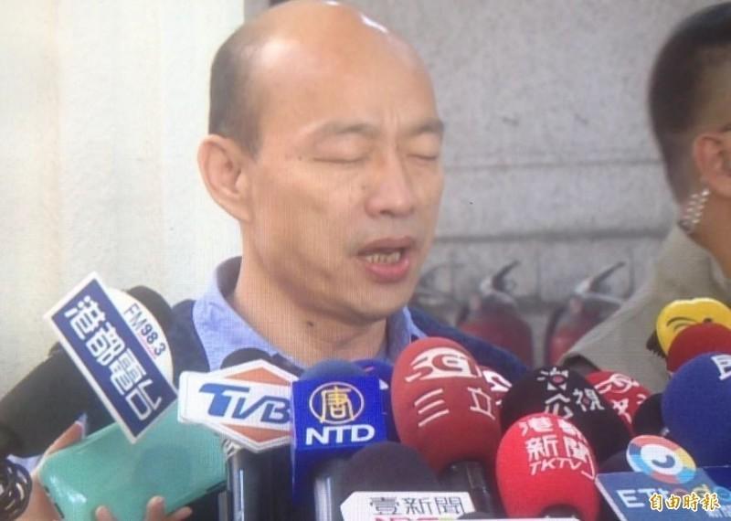 黃光芹接連爆料韓國瑜  他認為:還有其他未爆彈
