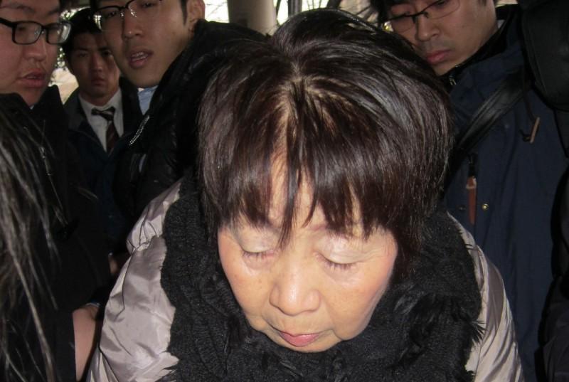 涉嫌殺害3名枕邊人的日本老婦筧千佐子,二審維持死刑原判。(法新社)