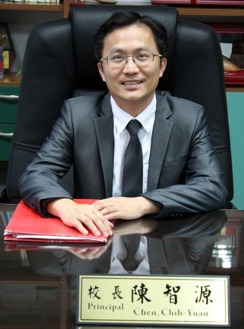 和平高中校長陳智源經過遴選,將出任北一女中新任校長。(翻攝自和平高中網站)