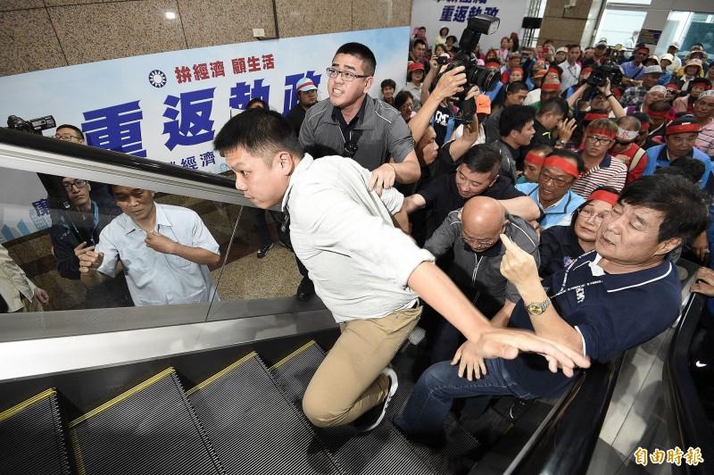藍營地方黨部立委提名作業2選區受阻 中央黨部決定收回初選