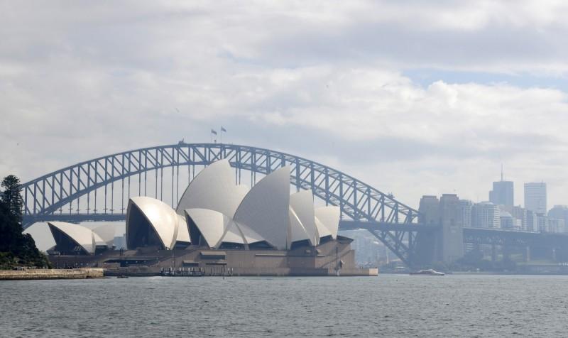 雪梨出現空前乾旱,由於水庫水位下降速度太快,當局今天宣布將實施限水。(歐新社)