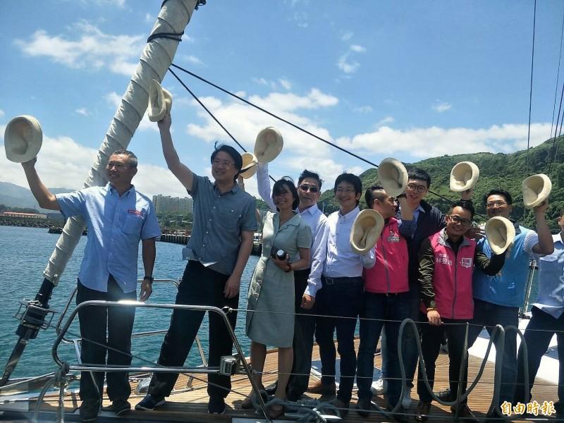 「基隆潮境海灣節」系列活動將於6月起陸續登場。(記者林欣漢攝)