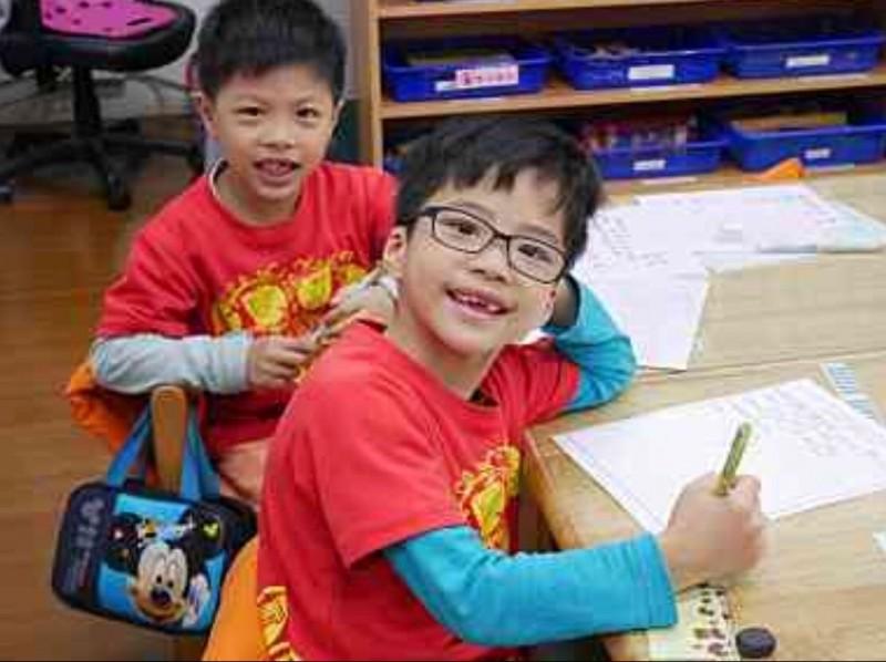 新北公共化幼兒園今年首次新增網路報名。圖為幼兒園示意圖。(新北市政府教育局提供)
