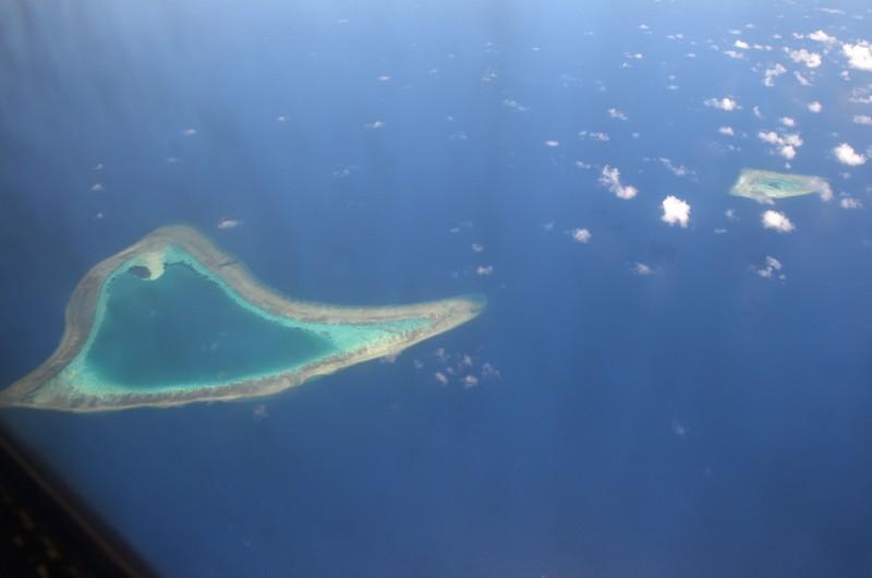 中國領導人習近平在接見外賓時表示,中國沒有計畫在太平洋拓展勢力。(法新社)
