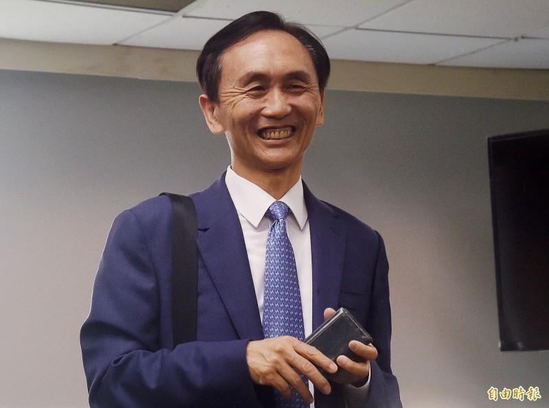 美麗島電子報董事長吳子嘉。(資料照)