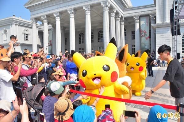 寶可夢系列遊戲將在明年推出「Pokémon HOME」新功能。(資料照)