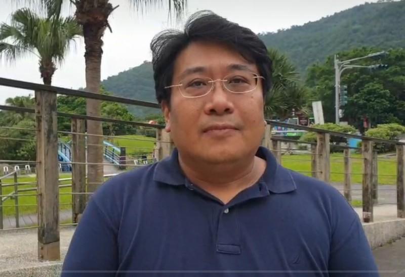 北農董事長黃向羣。(記者張議晨翻攝)