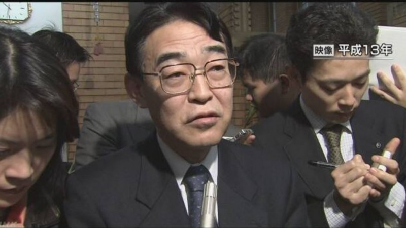 日本農林水産省前事務次官熊澤英昭,擔心長子熊澤英一郎對附近小學學童不利情,持刀將英一郎砍死。(圖擷自@jbvase推特)