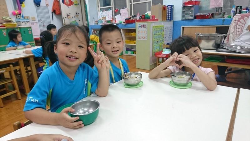 新北市公共化幼兒園108學年度總登記人數達4萬7802人。(新北市政府教育局提供)