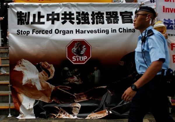非法活摘器官一直是中共政權的重要經濟支柱之一。(路透)