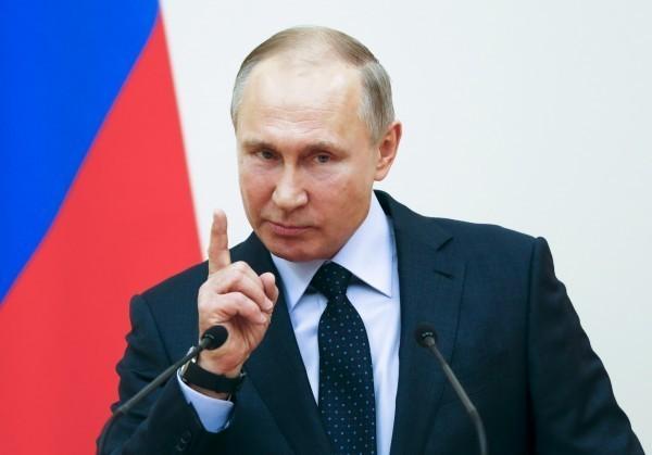 圖為俄羅斯總統普廷。(美聯社)