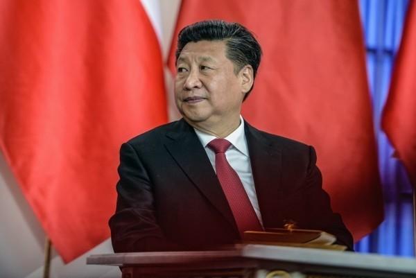 中國網路最近瘋傳一文,內容用「一尊」二字代替中國國家主席習近平,直接怒嗆「一尊就是中國最大的小學生」,直言「應該要下課了!」。圖為習近平。(歐新社)