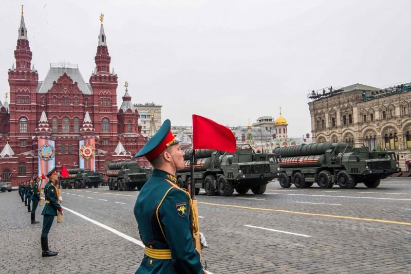 俄羅斯積極向各國推銷S-400防空系統,包含土耳其、印度、中國都與其簽下採購協議。(法新社)