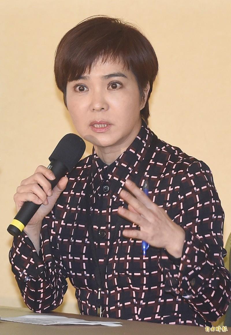 李艷秋臉書公開發文,已提告韓粉。(資料照)