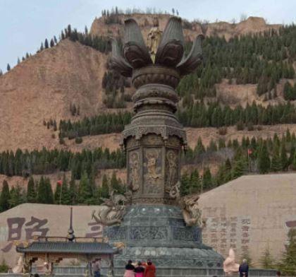 寒冬雜誌披露,去年起中國政府開始在境內各地拆除觀音像。(擷取自《寒冬》雜誌)