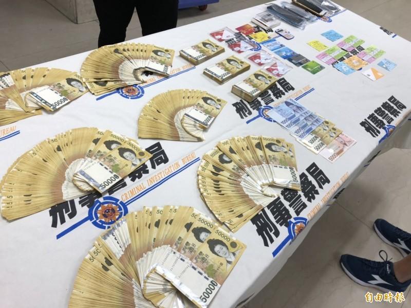 31台人赴韓詐欺取款被捕  刑事局逮7共犯