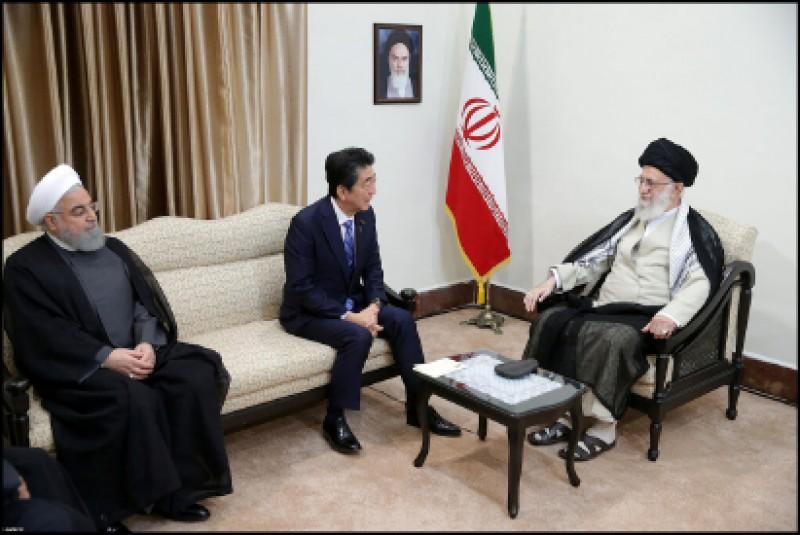 美伊緊張/安倍訪伊朗 哈米尼:川普不可信
