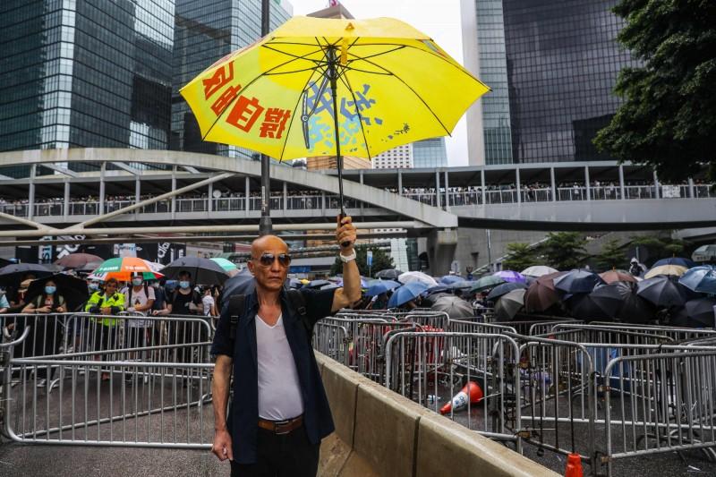 日本民間發聯署外相支持「反送中」 全國逾50議員支持
