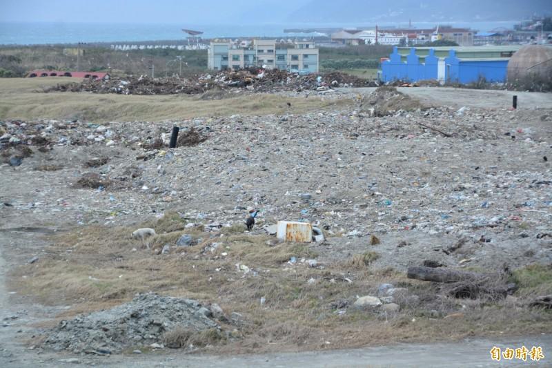 花蓮北區垃圾轉運站預定新址 卡原民傳統領域急喊停