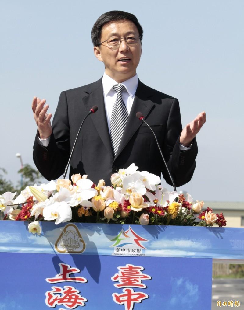港府暫緩修例,外傳與韓正南下指導有關。(資料照)