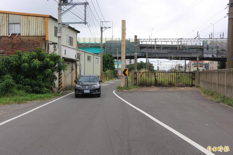 1.8億經費到位 竹南公義路拓寬拚年底完工
