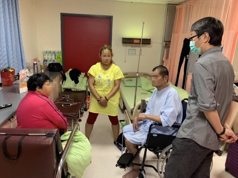建構中風後期照護團隊 偏鄉醫療盼患者不放棄復健
